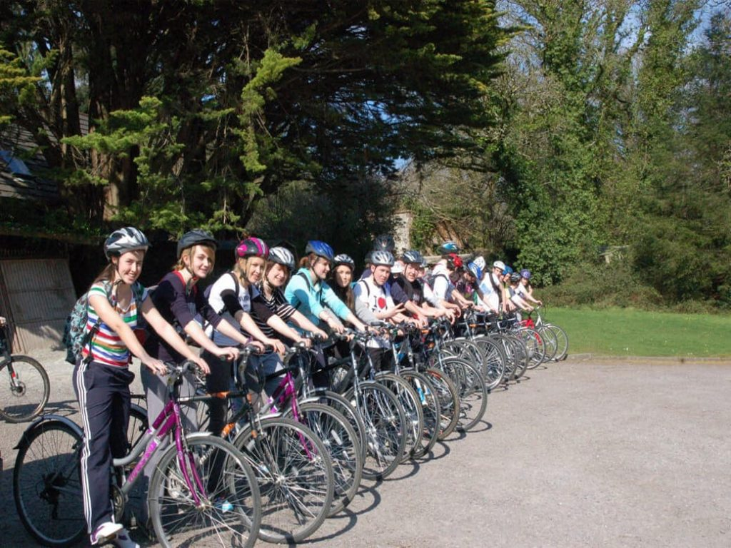 Cycle training group