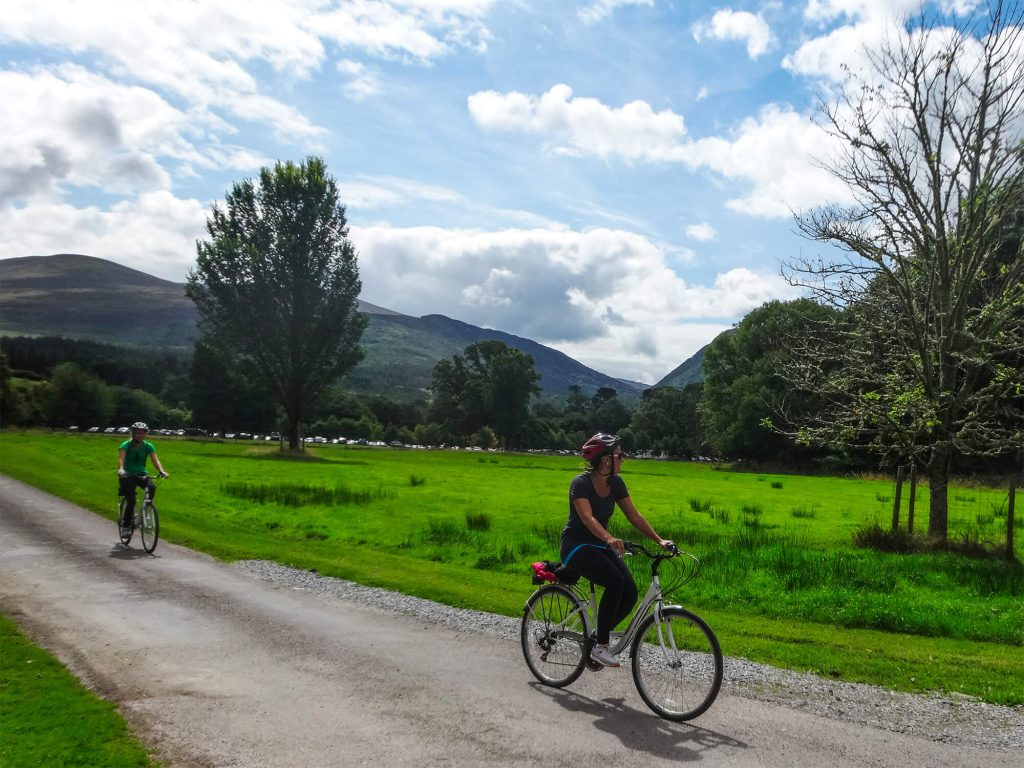Muckross House cycle guide